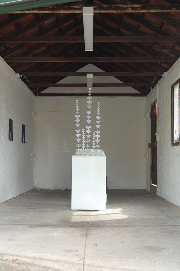Spin (installation view)